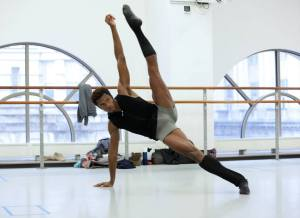 Photo by Bill Hebert, courtesy of BalletX